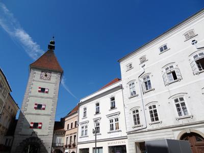 Einen Besuch wert: Die historische Altstadt von Wels in Oberösterreich