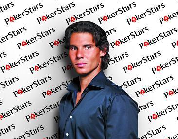RAFA NADAL JETZT BEI POKERSTARS (PRNewsFoto/PokerStars)